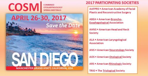 COSM 2017 Save the Date