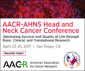 AACR-AHNS Head and Neck Cancer Conference